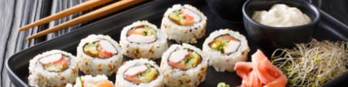 Chefs Special Uramaki