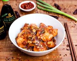 Asia House Spice Chicken